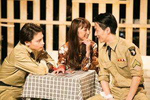 ブロードウェイミュージカル『Violet』より(2016.05)
